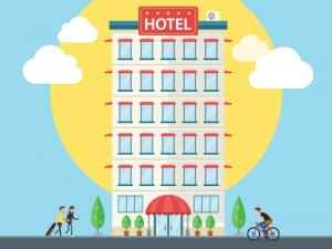 Bactérias em hotéis