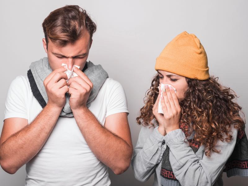 Alergias respiratórias: Entenda sintomas, causas e tratamentos