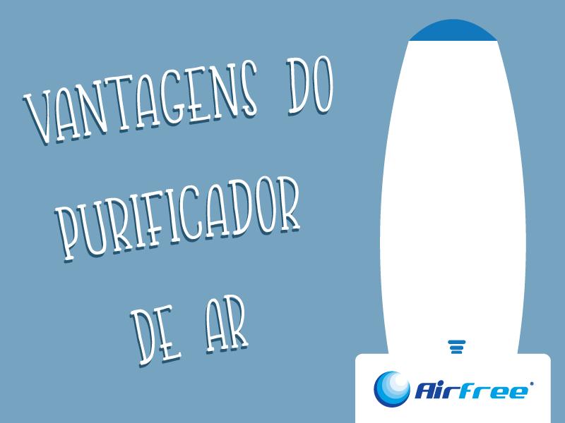 Purificador de ar: conheça as vantagens de ter este aparelho em casa