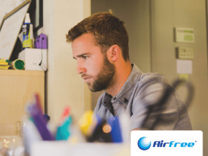 Melhorar a qualidade do ar em escritórios 7 dicas!