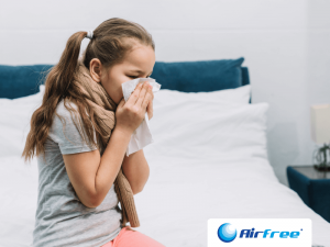 Alergias Respiratórias em Crianças