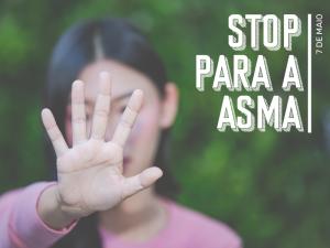 """""""STOP PARA A ASMA"""" NO DIA  MUNDIAL DA DOENÇA"""
