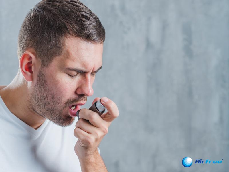A asma e seus 4 Graus