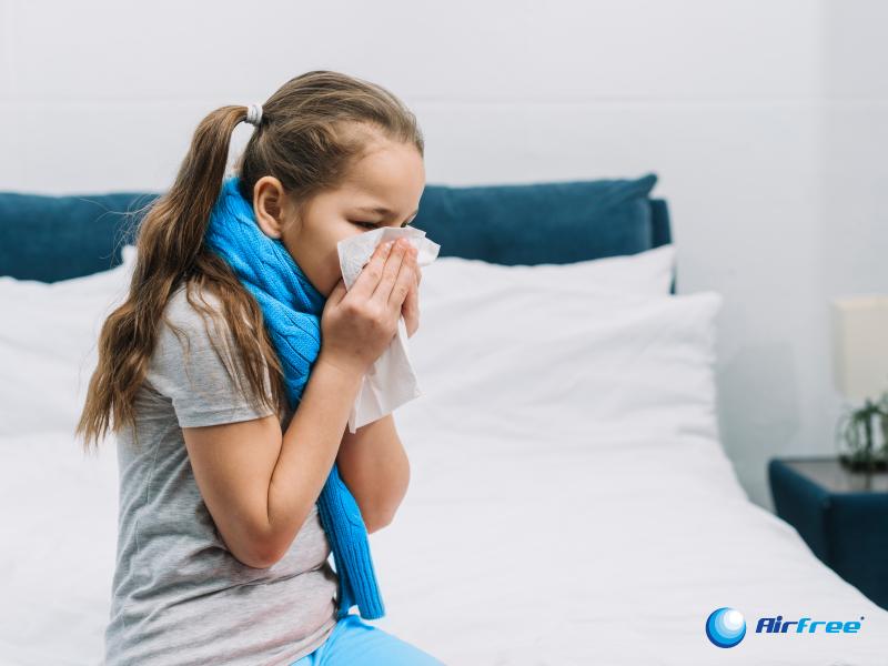 Bronquite infantil: Como identificar e tratar.