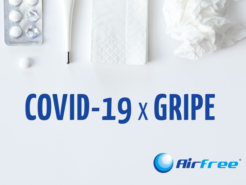covid-19 x gripe