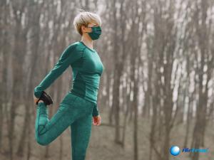 Exercício físico: Pode ou deve praticar-se com máscara?