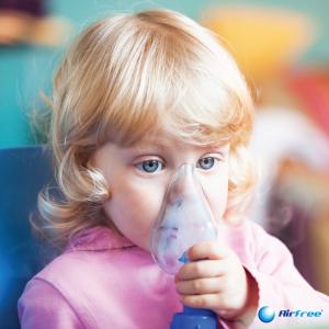 Como é que a asma afeta as crianças?