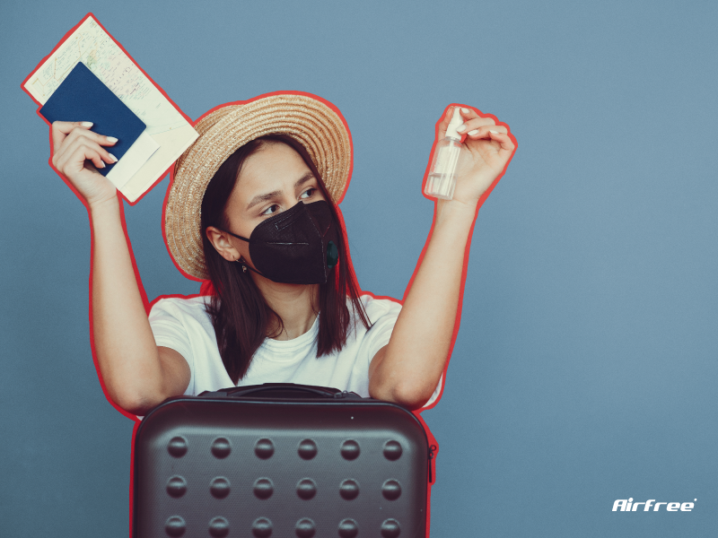 Em tempo de pandemia, cuidados para uma viagem mais segura!