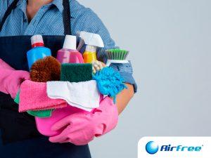 Limpar, Desinfetar e Esterilizar: Quais as diferenças