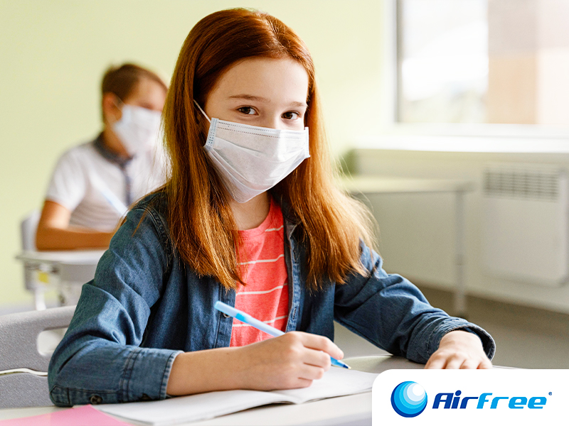 Blog Airfree O Denconfinamento avança e as escolas voltam a abrir