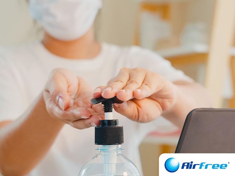 Higiene e segurança no trabalho em tempos de pandemia